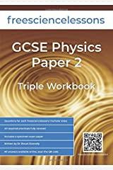 Freesciencelessons GCSE Physics Paper 2: Triple Workbook Paperback