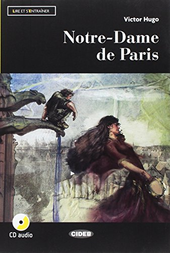 Notre-Dame De Paris + CD par Victor Hugo