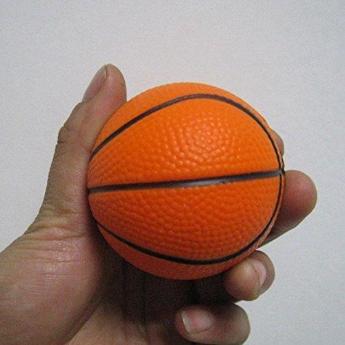 aining von Hand Handgelenk Stress Relief Basketball Squeeze Schaumstoff Ball ()