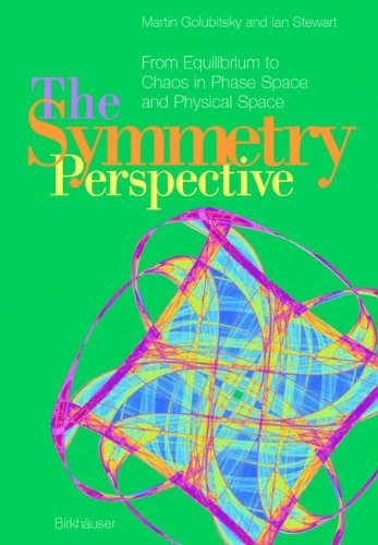 The Symmetry Perspective: From Equilibrium to Chaos in Phase Space and Physical Space (Progress in Mathematics) by Golubitsky, Martin, Stewart, Ian (2004) Paperback