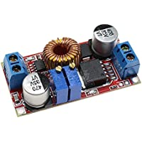 Morza 5A DC a DC CC CV batería de Litio de Bajada de Carga Led Board convertidor de energía del Cargador de Bajada del módulo
