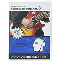 virtuosso Electric Guitar Method Vol. 3 (curso de guitarra eléctrica Vol. 3)