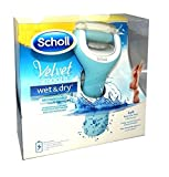 Scholl Velvet Smooth Pedi Wet & Dry Elektrischer...