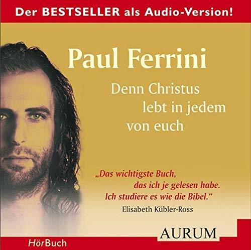 Denn Christus lebt in jedem von euch (Bibel-kassette)