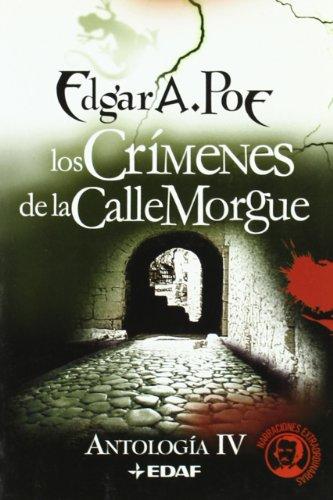Los crímenes de la Calle Morgue: Antología IV: 4 (Icaro)