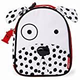 #8: Skip Hop Zoo Lunchie Insulated Dalmatian Lunch Bag, White/Black