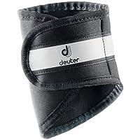 Deuter 32852 Neo - Protector de pantalones para correas de bicicleta (14 x 42 cm), color negro