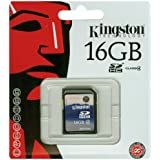 Kingston Carte SD Standard SD4/16GB SDHC Classe 4 - 16Go