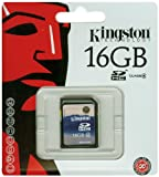 Kingston Speicherkarte SD4/16GB SDHC Klasse 4 - 16GB