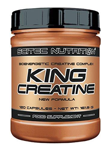 Scitec nutrition king creatine, 120 capsule