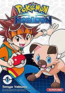 Pokémon Horizon Edition simple Tome 1
