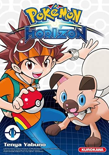 Pokémon Horizon Edition simple Tome 1