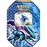 Pokemon Suicune Tin Deck Box [Import allemand]
