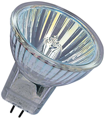 10w Ersatzlampe (Halogenlampe GU4 12 Volt 10 Watt 36 Grad Wideflood 44888WFL - Osram)