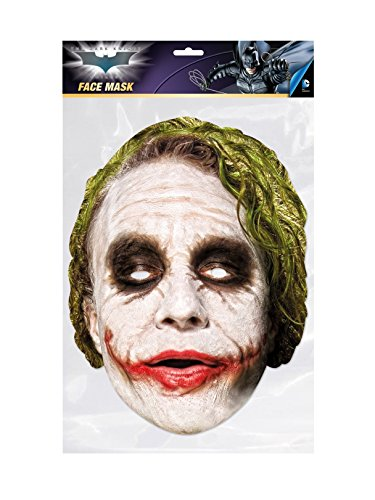 Batman nbsp;–Joker, Maske, Kostüm, Einheitsgröße (Rubie's Spain 36671)