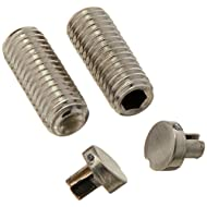 Delta Faucet RP72720SS Cassidy, Set Screw and Button, Stainless by DELTA FAUCET