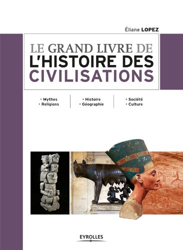 Le grand livre de l'histoire des civilisations - Éliane Lopez sur Bookys