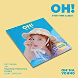 Play M Entertainment OH HA Young APINK - OH! (1st Mini