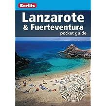 Berlitz: Lanzarote & Fuerteventura Pocket Guide (Berlitz Pocket Guides)