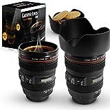 TwitFish®–Camera Lens Tasse–Drinking Tasse–Ziel Tasse Canon