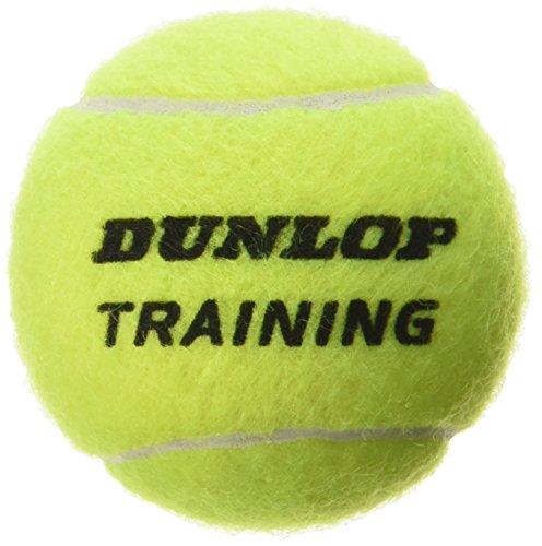 Dunlop Training - drucklos 60er im Beutel Drucklose Bälle