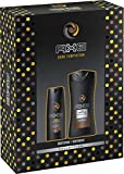 Axe 2er Geschenkpack (Duschgel Dark Temptation 250 ml, Bodyspray Dark Temptation150 ml), 2er Pack(2 x 356 g)