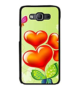 PrintVisa Designer Back Case Cover for Samsung Galaxy On7 Pro :: Samsung Galaxy On 7 Pro (2015) (tempredglass display screen OTGadapter)