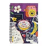 #5: Chumbak Eat Love Travel Spiral Notebook