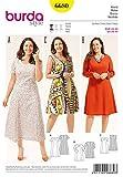 Schnittmuster Burda 6680 Kleid Gr. 46 - 60
