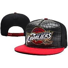 Shoekurla-TY Unisex Adjustable Fashion Leisure Baseball Hat Cleveland Cavaliers Snapback Dual Colour Cap