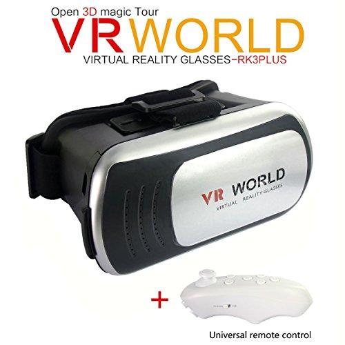 ÁpexTech Gafas de Realidad Virtual 3D +...