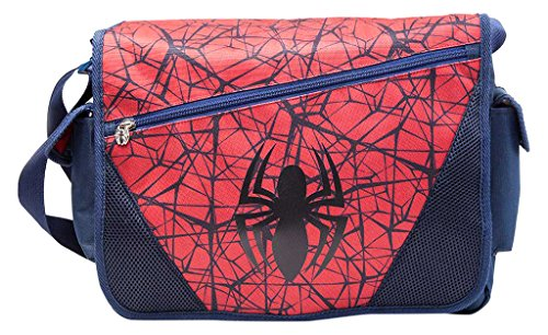 marvel-mb00174spn-spiderman-logo-messenger-bag