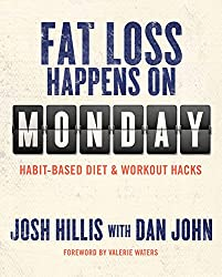 Fat Loss Happens on Monday: Habit-Based Diet & Workout Hacks (English Edition)