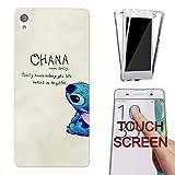 000103 - Ohana Family Meaning Fun Cool Design Sony Xperia X