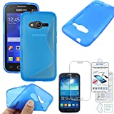 ebestStar - Compatible Coque Samsung Galaxy Trend 2 Lite SM-G318H, Galaxy V Plus Etui...