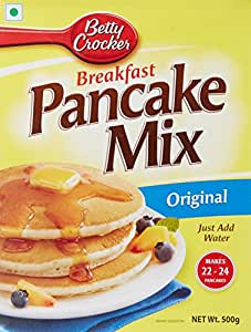 Betty Crocker Pancake Mix,Original 500g