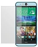 dipos I 6X Schutzfolie matt passend für HTC Desire Eye Folie Bildschirmschutzfolie