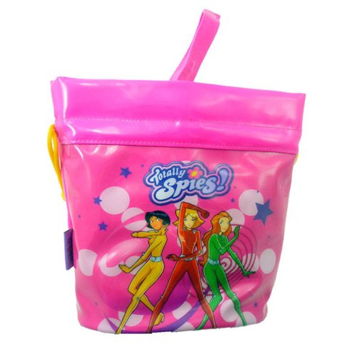 Totally Spies - Toiletry und Make-up Bag, 1er Pack (1 x 200 g) (Tasche Spy)