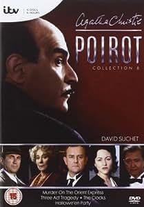 Agatha Christie's Poirot - Collection 8 [DVD]