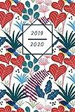 Mon Calendrier, Agenda, Organisateur 2019-2020: La magie de la botanique - Planning hebdomadaire | Planificateur de rendez-vous | Calendrier de poche ... Tracker pour plus de routine au quotidien