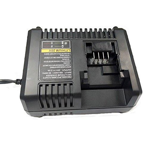 3A Para Black & Decker 10.8V-20V Cargador batería