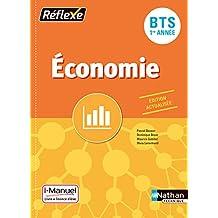 Économie - BTS 1ère année - Collection Réflexe