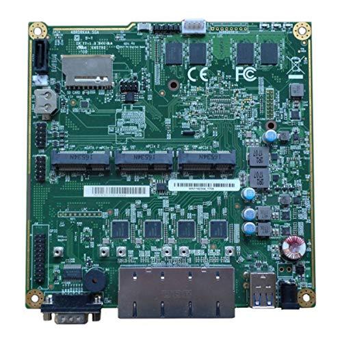 PC Engines APU4B4 - Systemboard, 4x LAN, 4 GB RAM - Serie-modem Board
