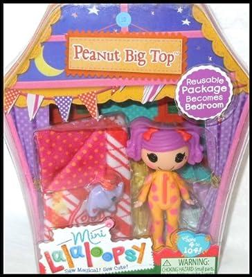 Lalaloopsy 502296 - W11 Peanut Big Top (Bandai) de Bandai