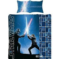 Star Wars clásico solo Panel funda nórdica cama