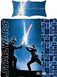 Star Wars Classic Single Panel Duvet Cover Bed Set by Disney