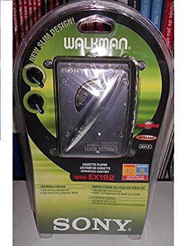 Sony WM-EX 192 Baladeur Lecteur Cassette