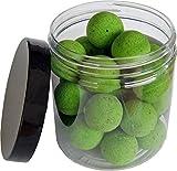 Carp Killers Pop Up Boilies Green Sardina 100g (16mm/20mm), Karpfenangeln, Karpfenboilies, Angeln auf Karpfen, Anfüttern, Boiliemontage, Durchmesser:20mm