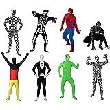 Original FUNSUIT bodysuit Costume Size S / M / L / XL / XXL - Several Designs