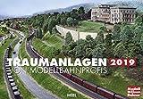 Traumanlagen von Modellbahnprofis 2019: Modellbahn-Träume werden wahr